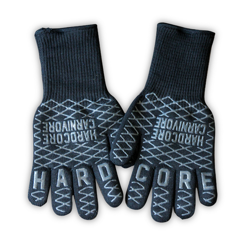 Hardcore Carnivore BBQ Gloves