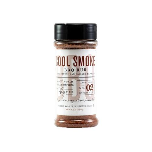 Cool Smoke BBQ Rub by Tuffy STONE