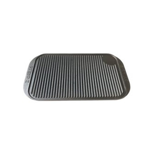 Z Grills Cast Iron Reversible Hot Plate Griddle