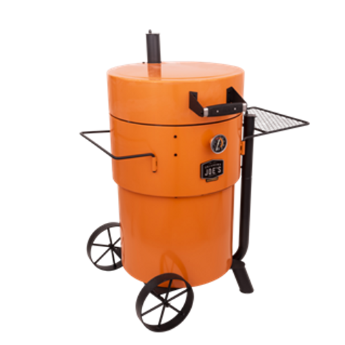 OKLAHOMA JOE PRO DRUM SMOKER