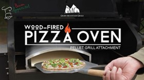 Green Mountain Grills Wood Fired Pizza Attachment