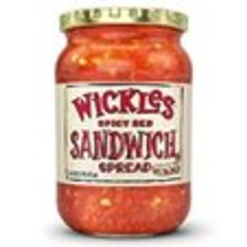 Wickles Spicy Red Sandwich Spread 473ml