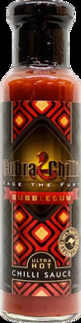 Cobra Chilli Bubblegum Ultra Hot Pepper Sauce 150ml
