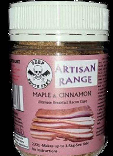 Deep South East Maple & Cinnamon