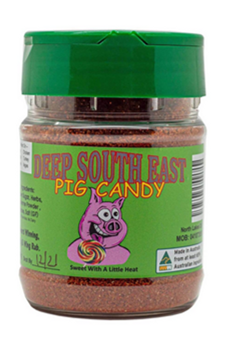 Deep South East Pig Candy