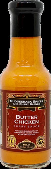 Butter Chicken Curry Sauce Mild