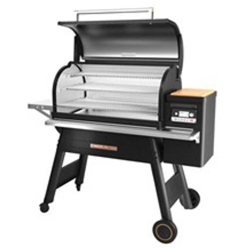 Traeger Timberline 1300 Black Wood Pellet Grill