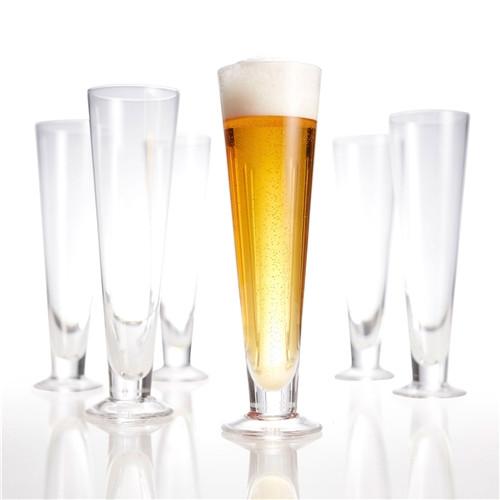 Salut Set Of 6 Pilsner Glasses