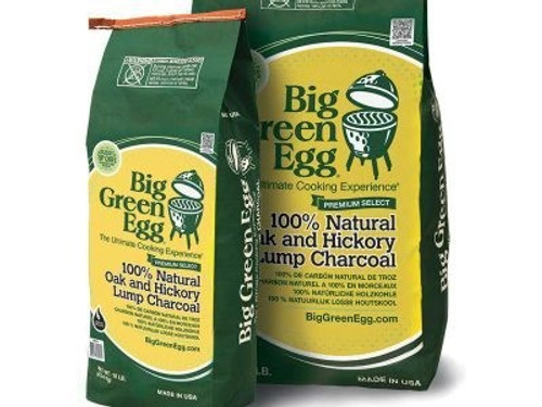 Big Green Egg Charcoal 9kg Lump