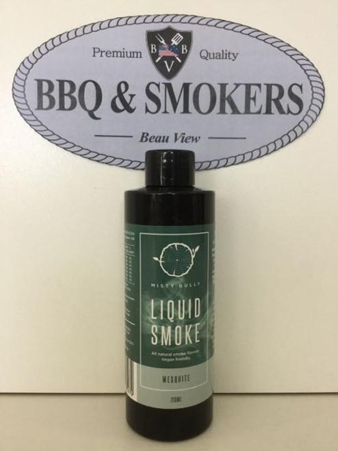 Liquid Smoke 210Ml Mesquite