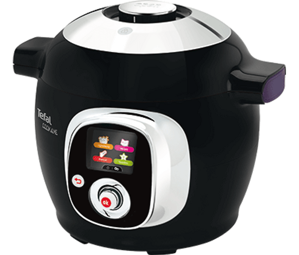 Cook 4 Me Multicooker Black