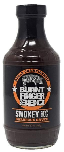 Smokey Kansas City BBQ Sauce