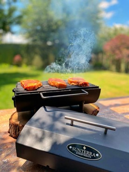 Sunterra Outdoor Products Camp Hibachi Grill