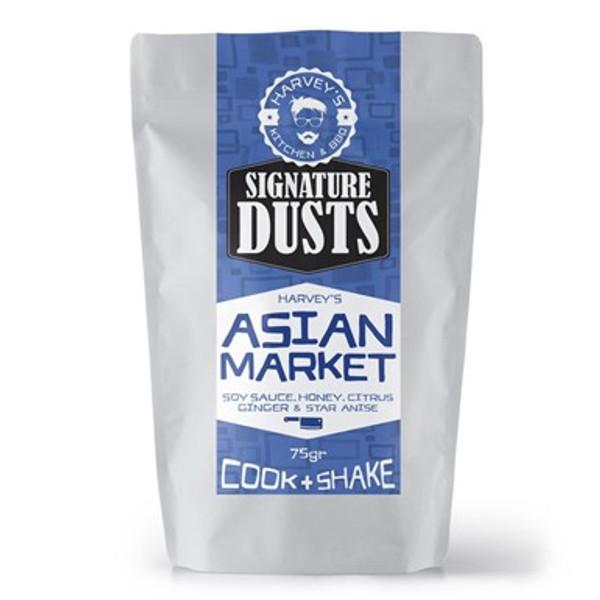 Asian Market Signature Dust