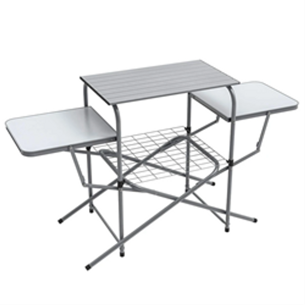 AS300 FOLDABLE GRILL TABLE