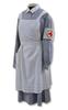DRK Nurses Dress with Apron