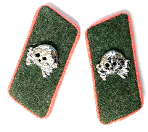 SS Collar Tabs - Assault Gunner