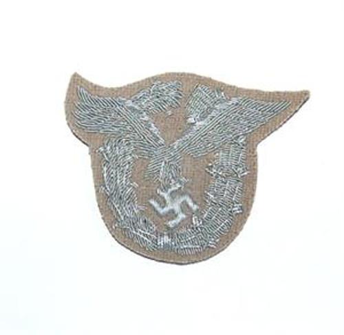 Luftwaffe Pilot Patch