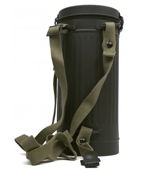 WWII German Gas Mask Container