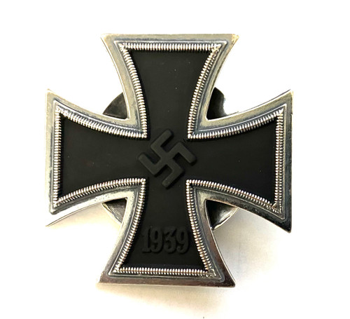 Iron Cross - First Class - Screw Back