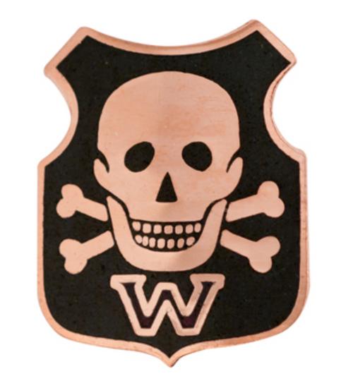 SS Wehrwolf Enamel Pin