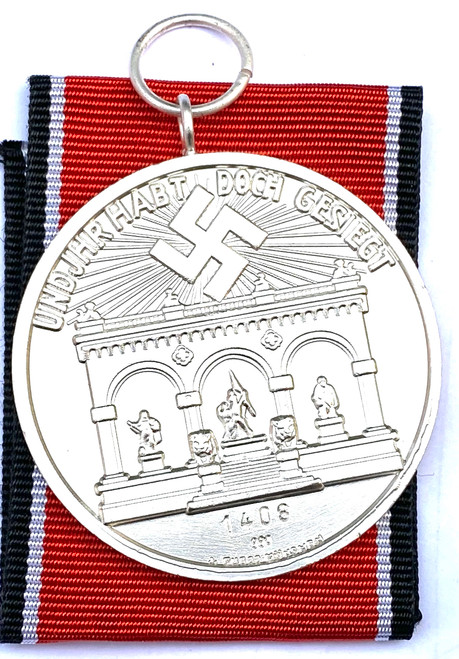1936 Berlin Olympic Games Commemorative Medal - Front