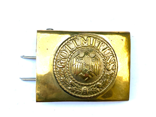 Kriegsmarine Belt Buckle