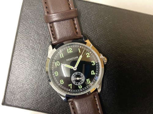 German WW2 Army Service Watch - Front
