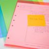 Leitz Plastic Project Folders