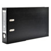 """Advantage TopFiles Legal 2-Ring Binder for 8.5"""" x 14"""" Top-Punched Paper, 3"""" Spine"""