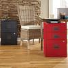 Bisley 2-Drawer Steel Home File Cabinet