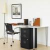 Bisley 3-Drawer Steel Home File Cabinet