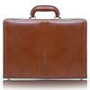 Reagan Leather Attaché Briefcase