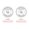 LLC Kit with Seal, 3-Ring Binder - Seal Impression
