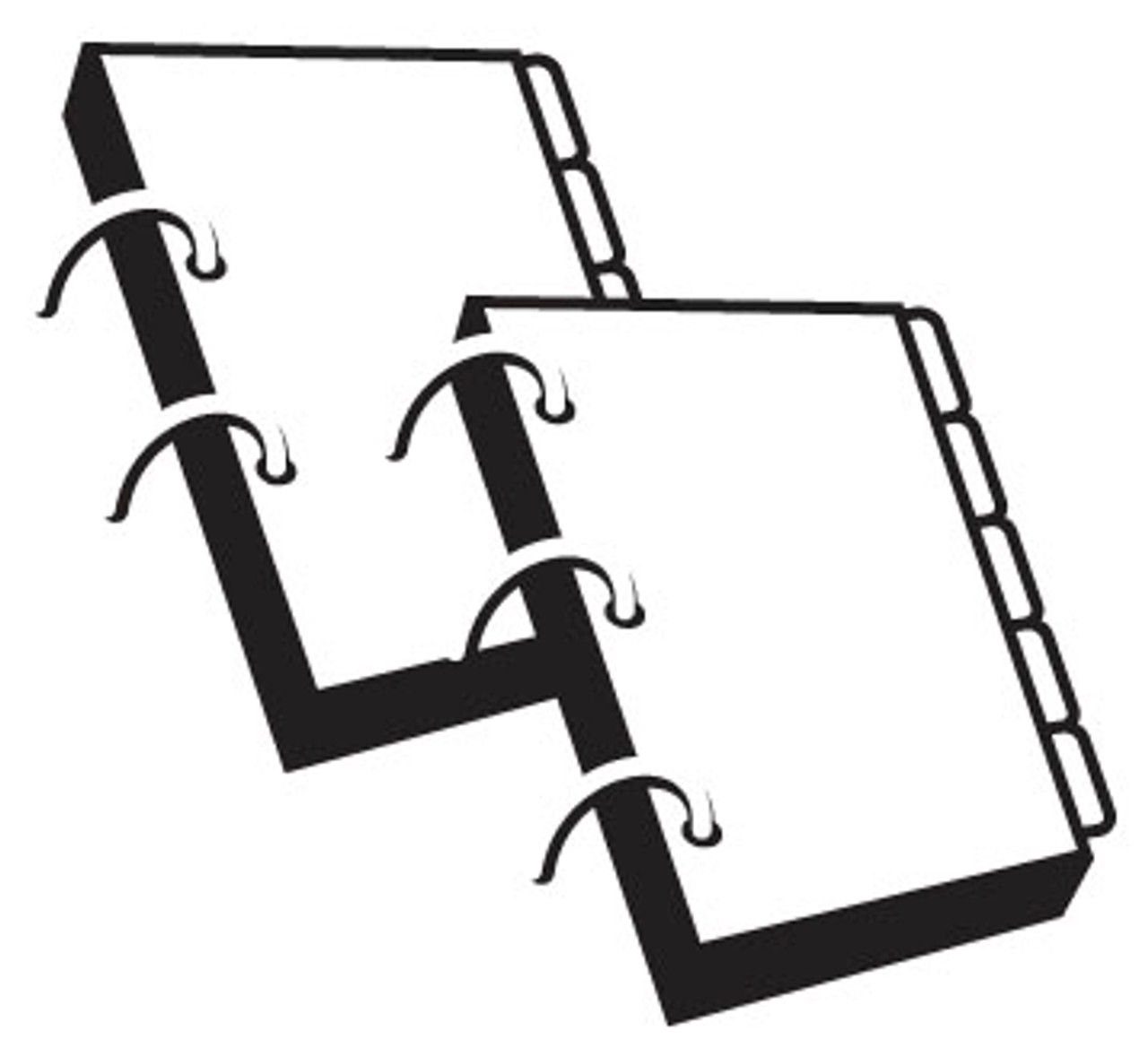 Estate Planning Index Tab Dividers For Clients And