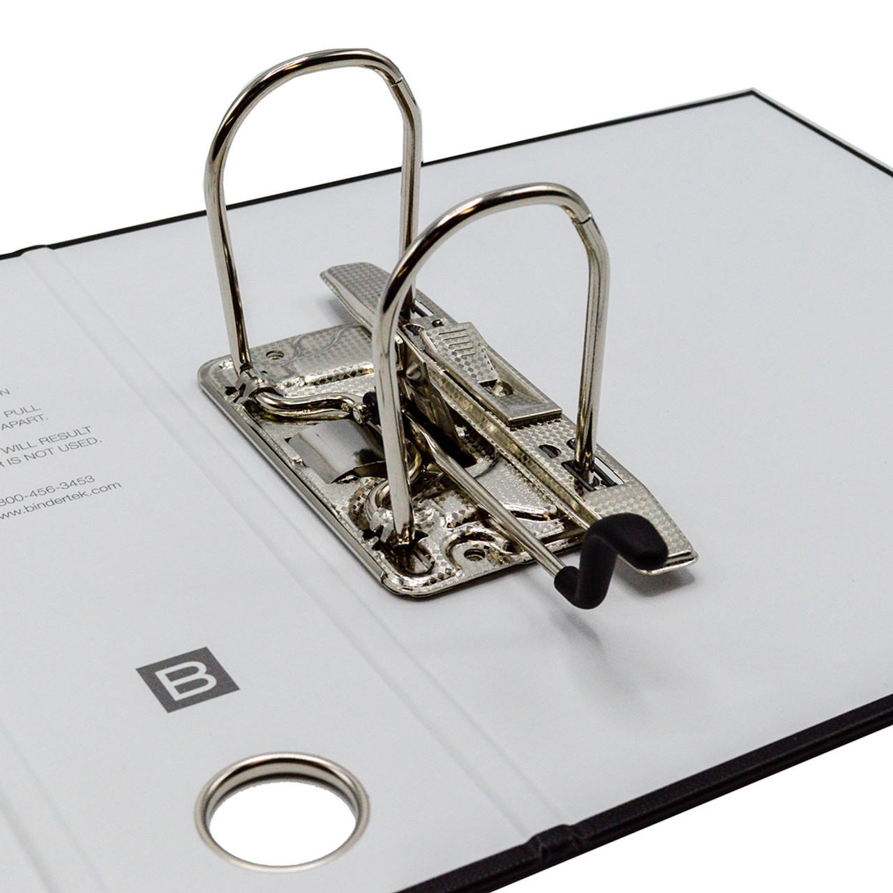 Advantage Mini 2-Ring Binder For Half Letter-Size Paper, 3
