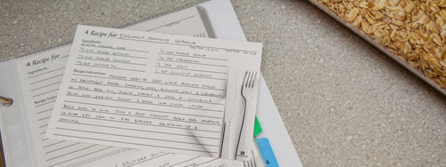 The Perfect Ingredients: How to Make a Recipe Binder