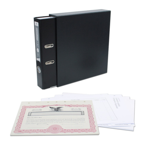 LLC Kit, 2-Ring Binder