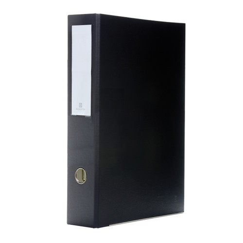 "One-Touch Legal-Sized 3-Ring Binder for 8.5"" x 14"" Paper, 3"" Spine"