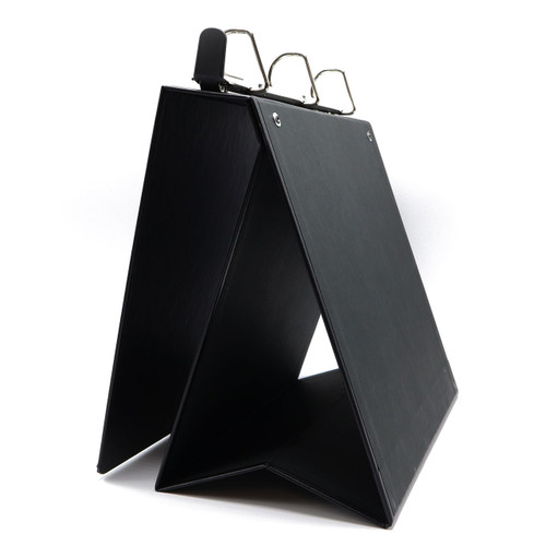 "Display Easel 3-Ring Binder, 2"" Spine"