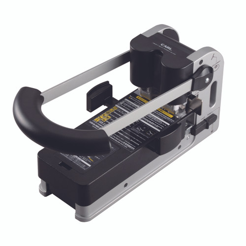 Carl Heavy-Duty 300-Page 2-Hole Punch