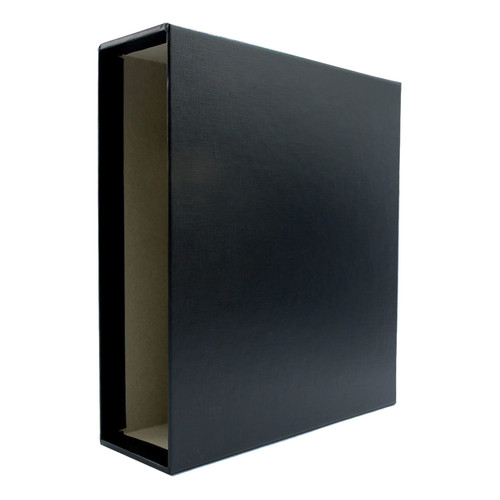"Binder Slipcase, 3"" Spine"