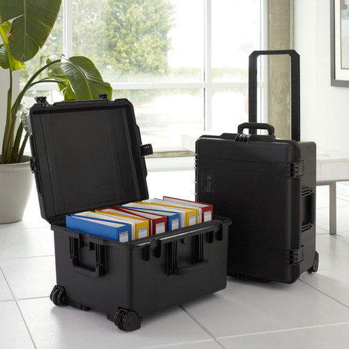 Hard-Sided Travel Caddy