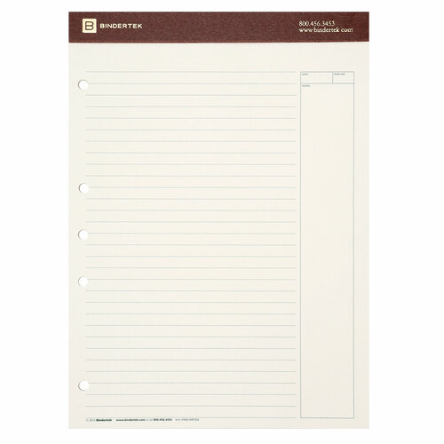 6-Pack of Cornell Method Premium Writing Pads