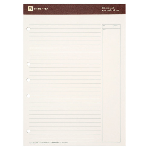 6-Pack of Cornell Method Premium Writing Pads