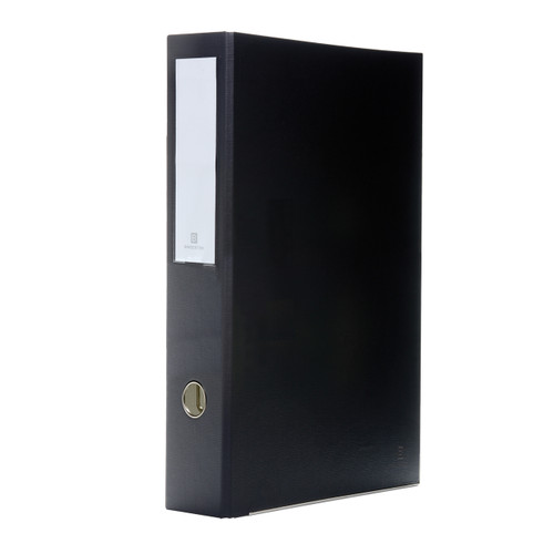 "One-Touch Legal-Sized 3-Ring Binder for 8.5"" x 14"" Paper, 2"" Spine"