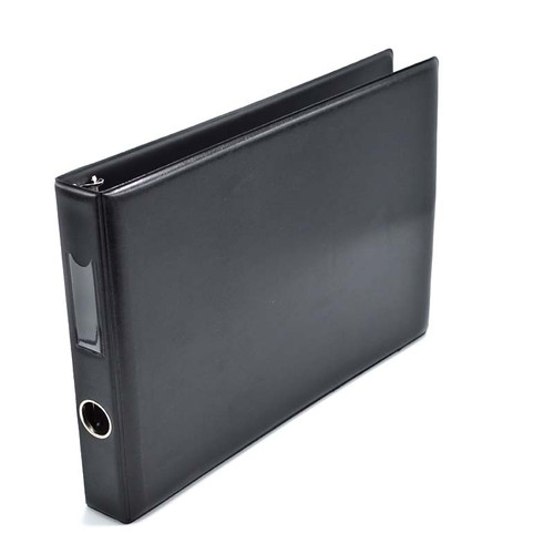 """Deluxe 7-Ring Check Binder, 1"""" Spine"""