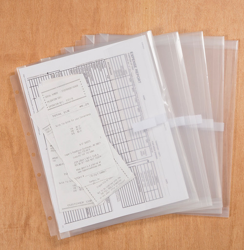 Tear Resistant Binder Envelope