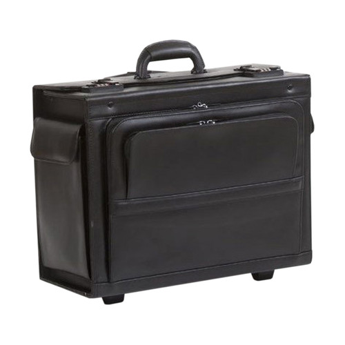 Champion Rolling Briefcase with Retractable Handle