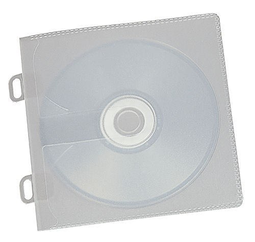 Ultra Slim CD/DVD Case